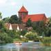 Kirchsee und Stadtkirche Preetz