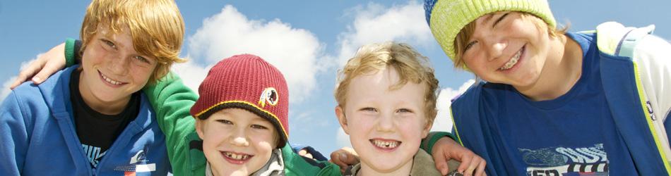 Kinder Jugend und Sport