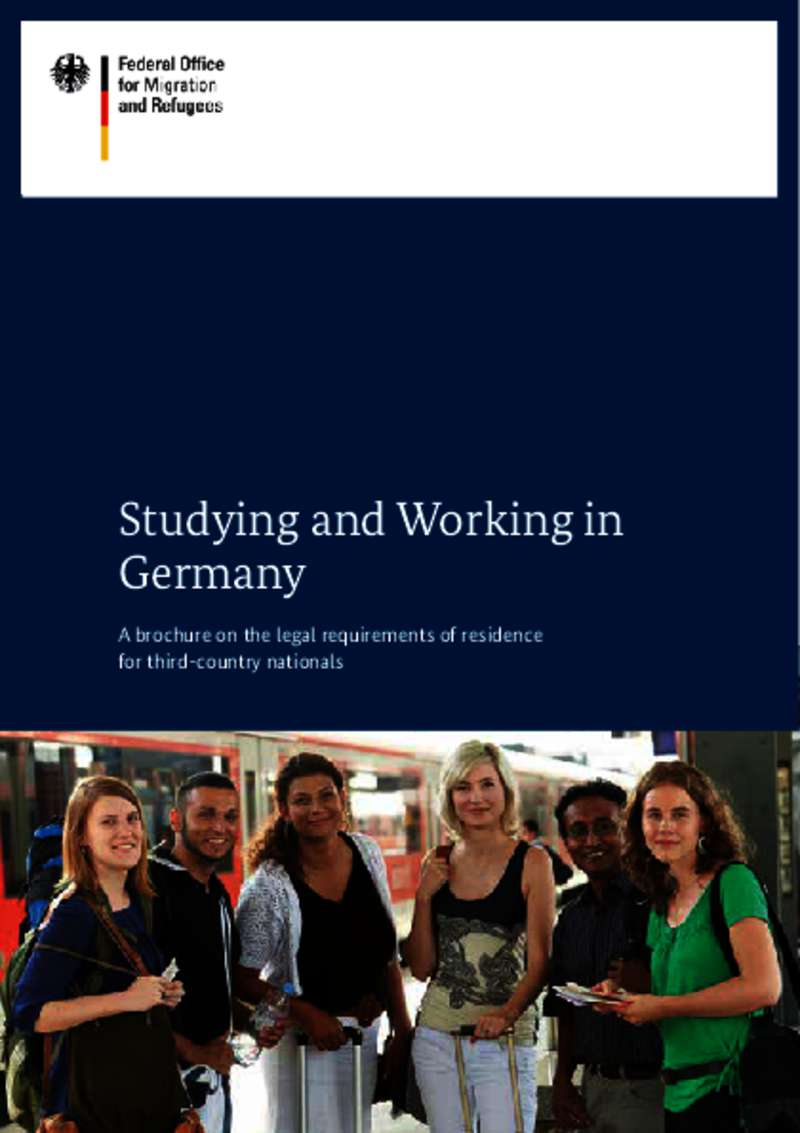 Dokument anzeigen: Studying and Working in Germany